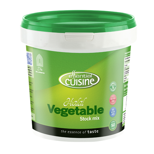 Halal Vegetable Stock Mix