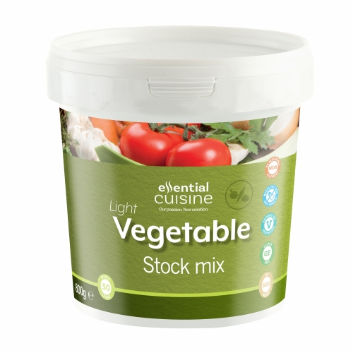 Light Vegetable Stock Mix