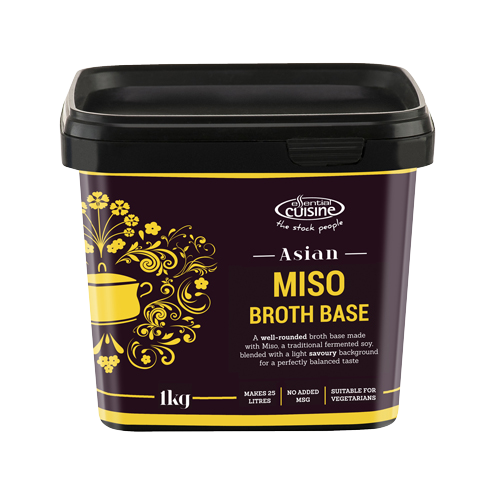 Miso Broth Base