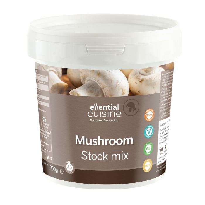 Mushroom Stock Mix