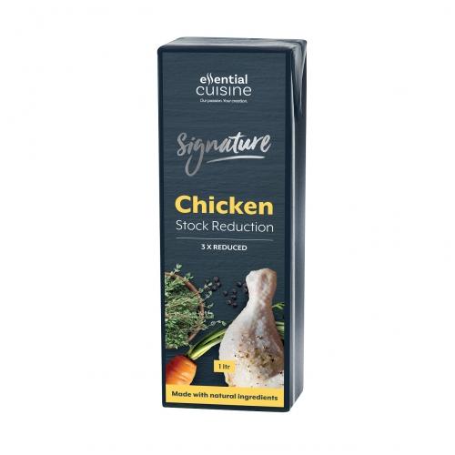 Signature Chicken Stock Reduction