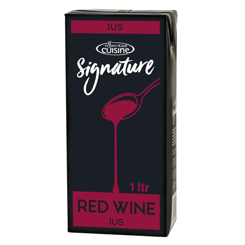 Signature Red Wine Jus