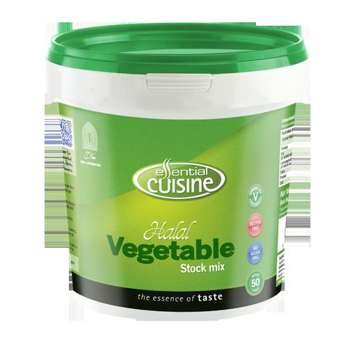 Vegetable Vegan Stock Mix