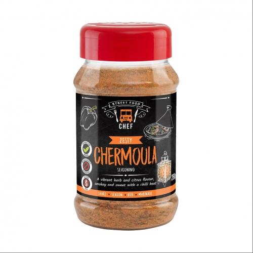 Zesty Chermoula Style Seasoning