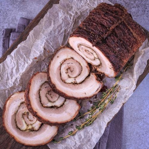 Balinese Spiced Pork Loin