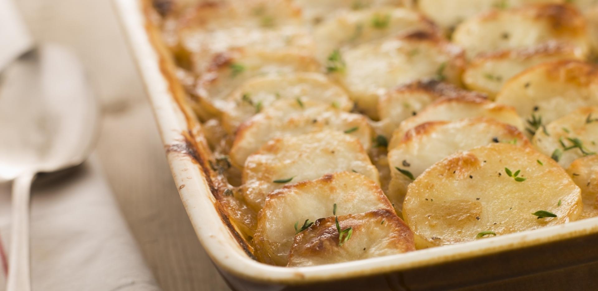 Boulangère Potatoes