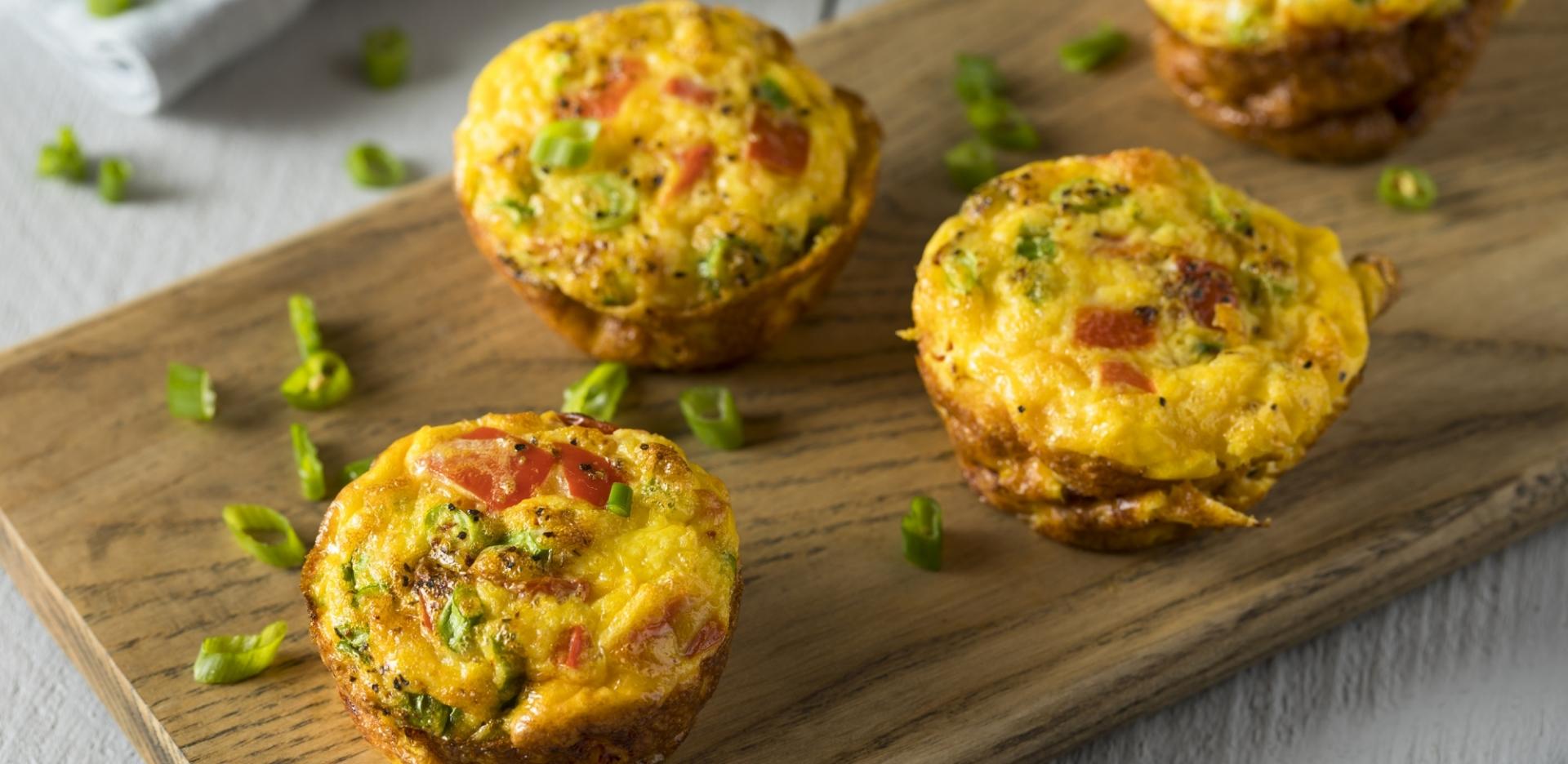 Breakfast Muffin Frittata