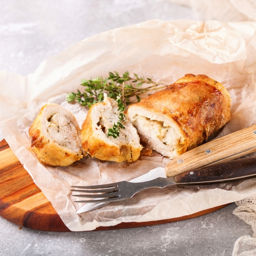 Festive Turkey Roulade