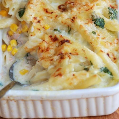 Gluten Free Tuna Pastabake