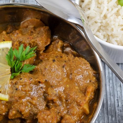 Halal Lamb Korma