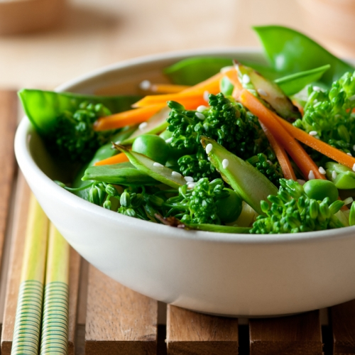 Miso Dressed Greens