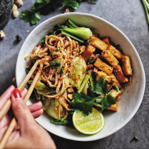 Peanut Free Pad Thai Marinade