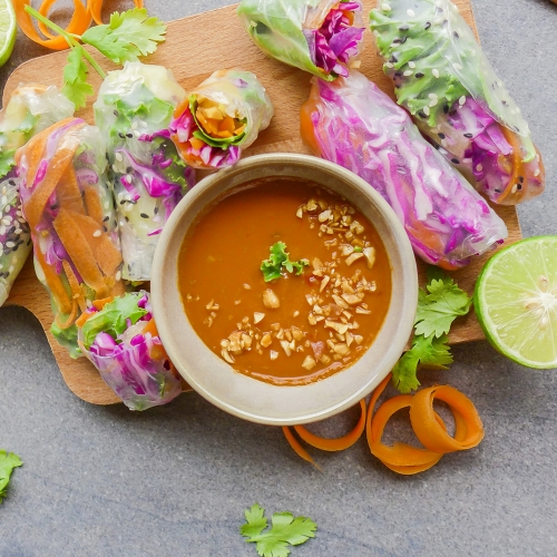 Peanut Free Satay Sauce