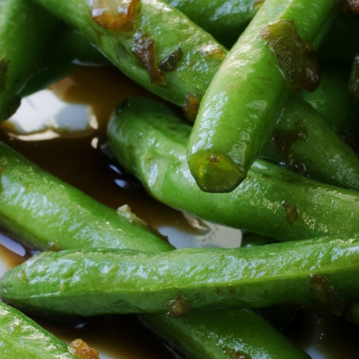 Saucy Stovetop Thai Green Beans