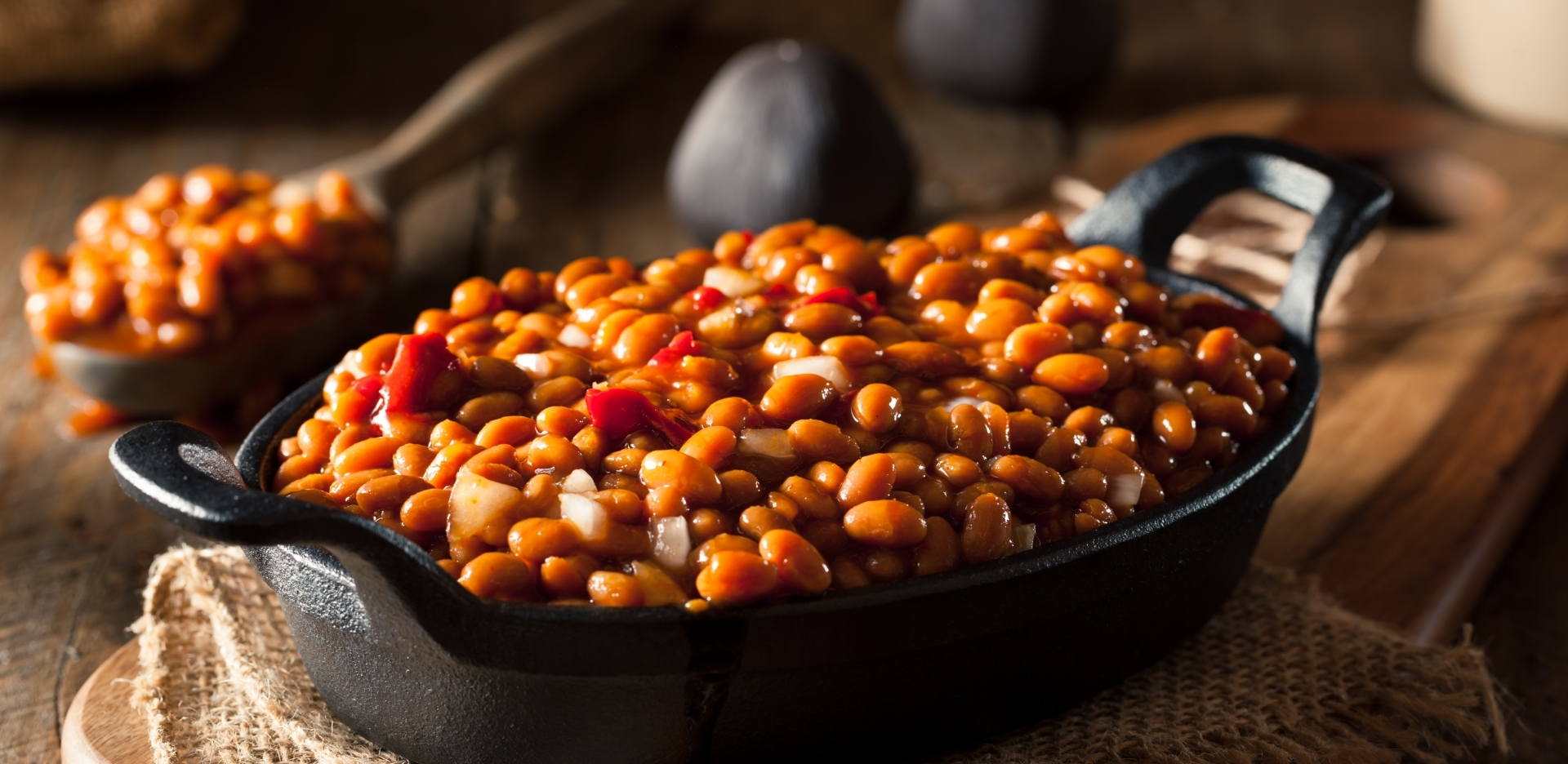 Smoky BBQ Beans