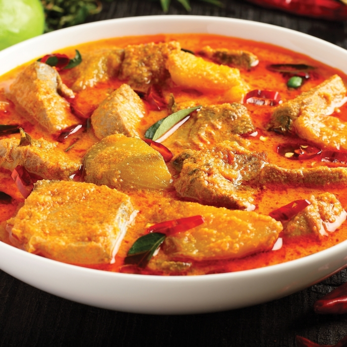 South Indian Fish Curry