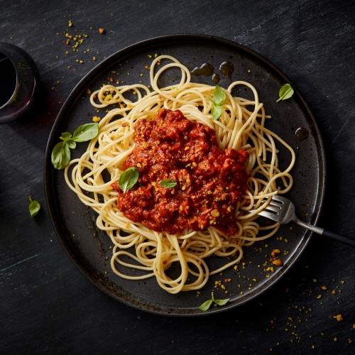 Spaghetti Vegannese