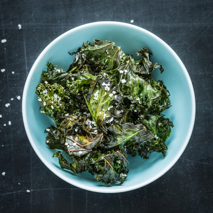 Spice Roasted Kale