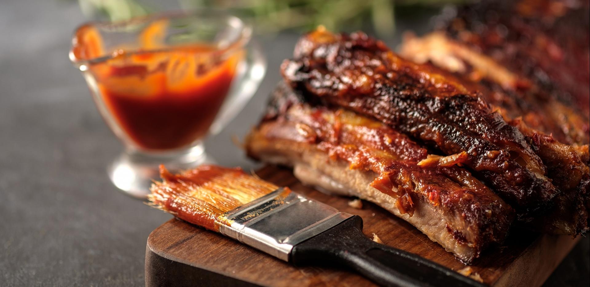 Spicy Tomato Barbecue Marinade
