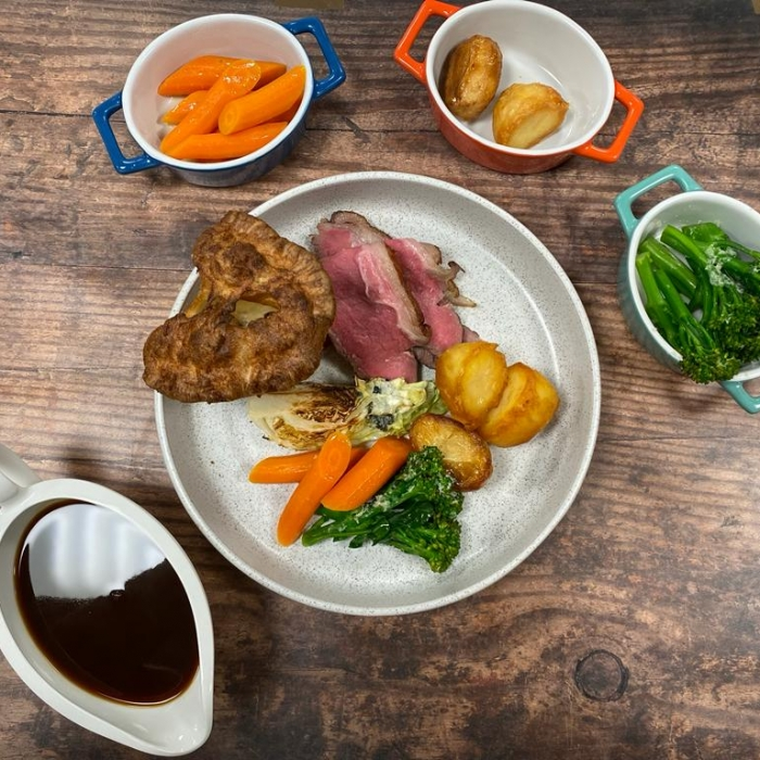 The Essential Roast Dinner