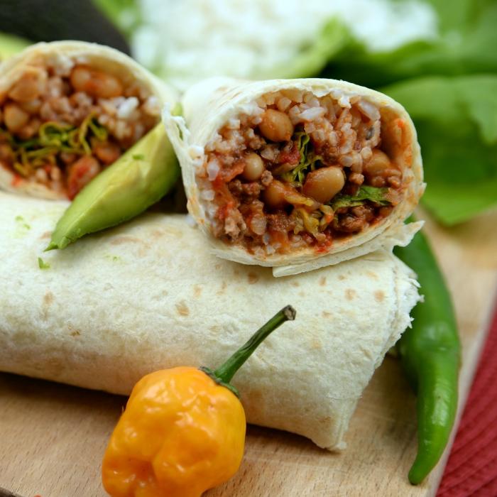 Vegan Burritos