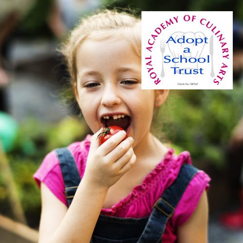 Adopt A School (Royal Academy of Culinary Arts)